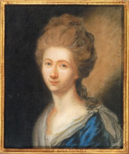 Charlotte Buff um 1780
