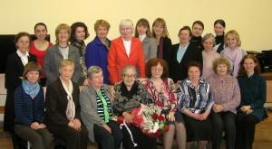 Partnerschaft Tambov 2010